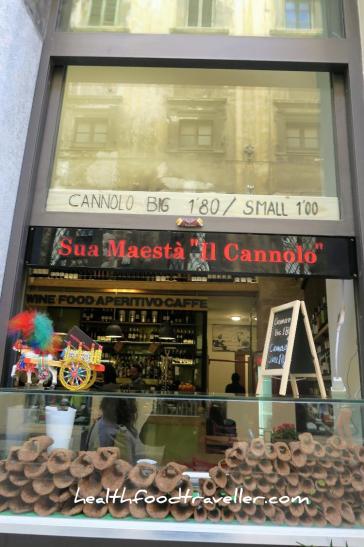 Canollo V Maqueda
