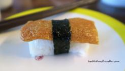 Vegan Tofu Sushi JamJam Hamburg