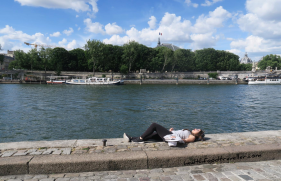 Seine Break Time 2