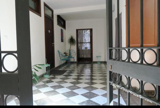 BB Gallidoro Entrance