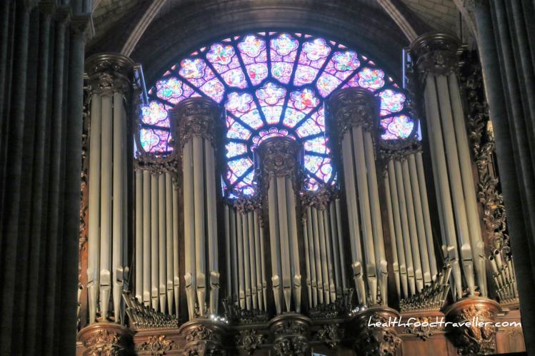 Notre Dame Chapel Organ