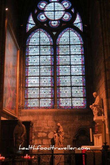 Notre Dame Chapel Windows 3