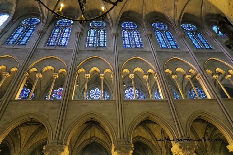 Notre Dame Chapel Windows