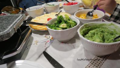 Raclette Filler Veggie