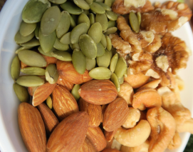 Nuts and Seeds Snack