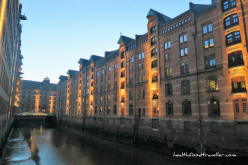 Speicherstadt at Night 2