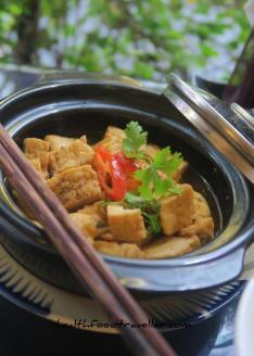 Tofu Sweet Sour