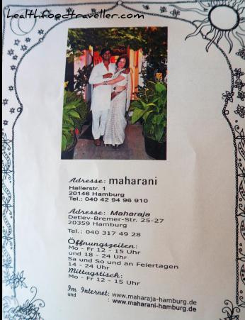 Maharani Adress
