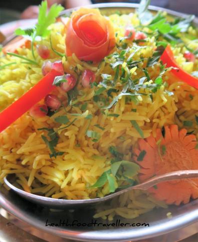 Maharani Basmati Rice Side Dish