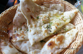 Maharani Garlic Naan