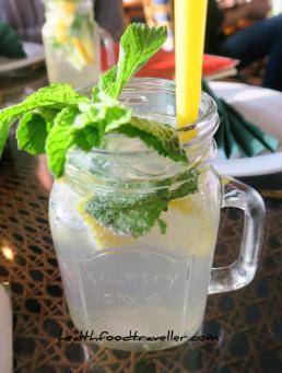 Maharani Homemade Lemonade