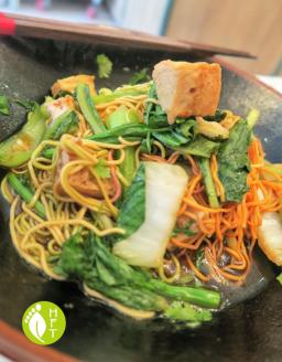 HoChiMinh Vegan Noodles Health Farm