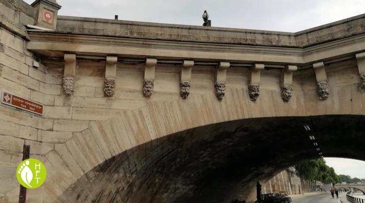 Bridge of Paris Pont Neuf