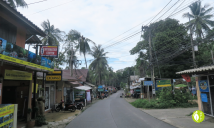 Koh Chang Loneley Beach main road Koh Chang 2