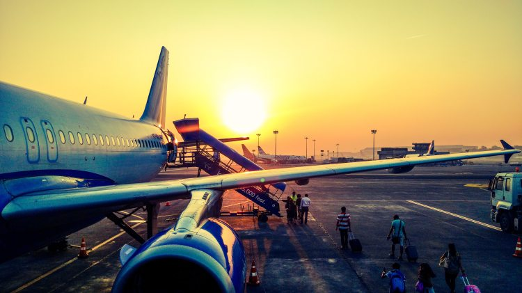 boarding airplane Photo by Anugrah Lohiya from Pexels